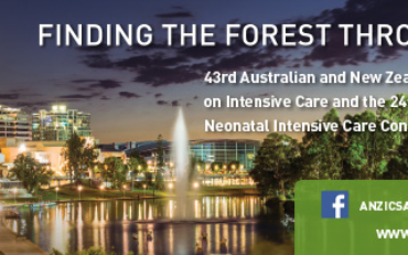 ANZICS/ACCCN Intensive Care Annual Scientific Meeting