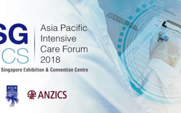 SG-ANZICS Asia Pacific Intensive Care