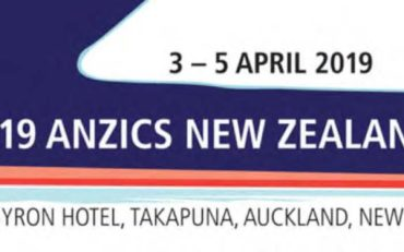 2019 ANZICS New Zealand Regional ASM