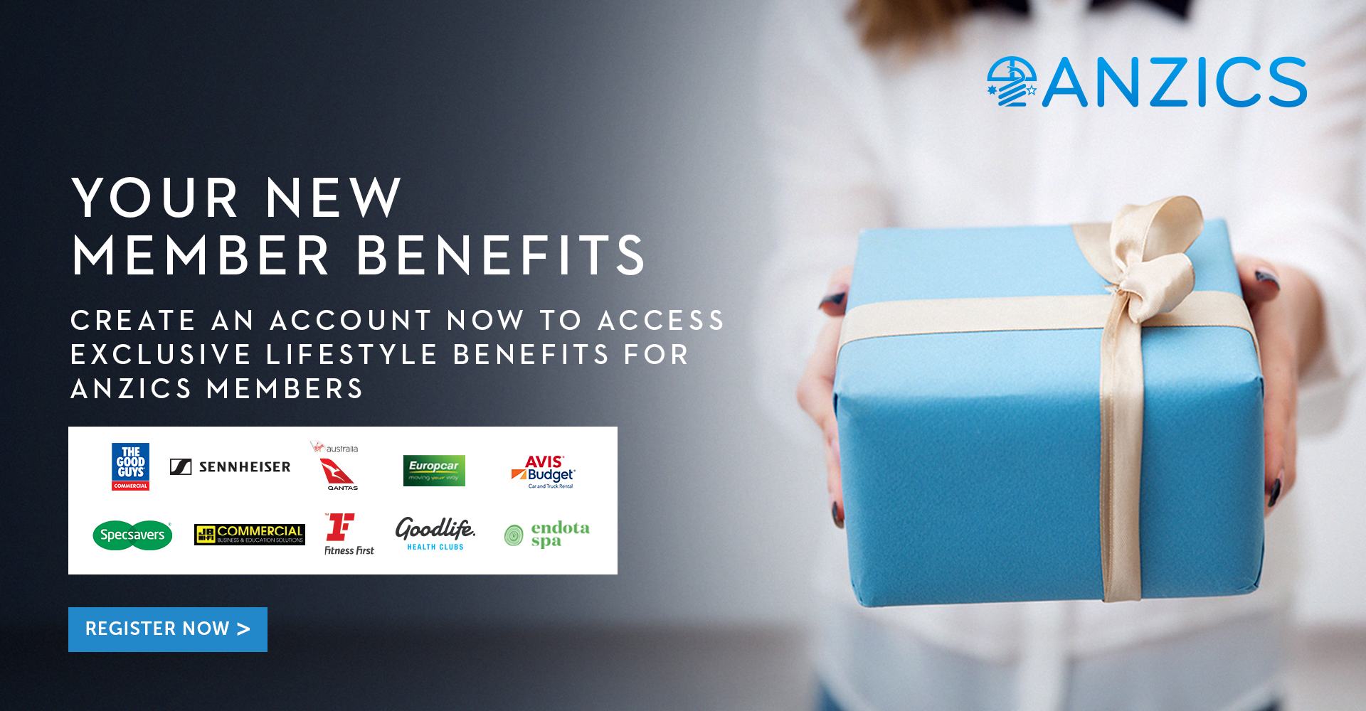 Banner 4 – ANZICS Member Benefit Program