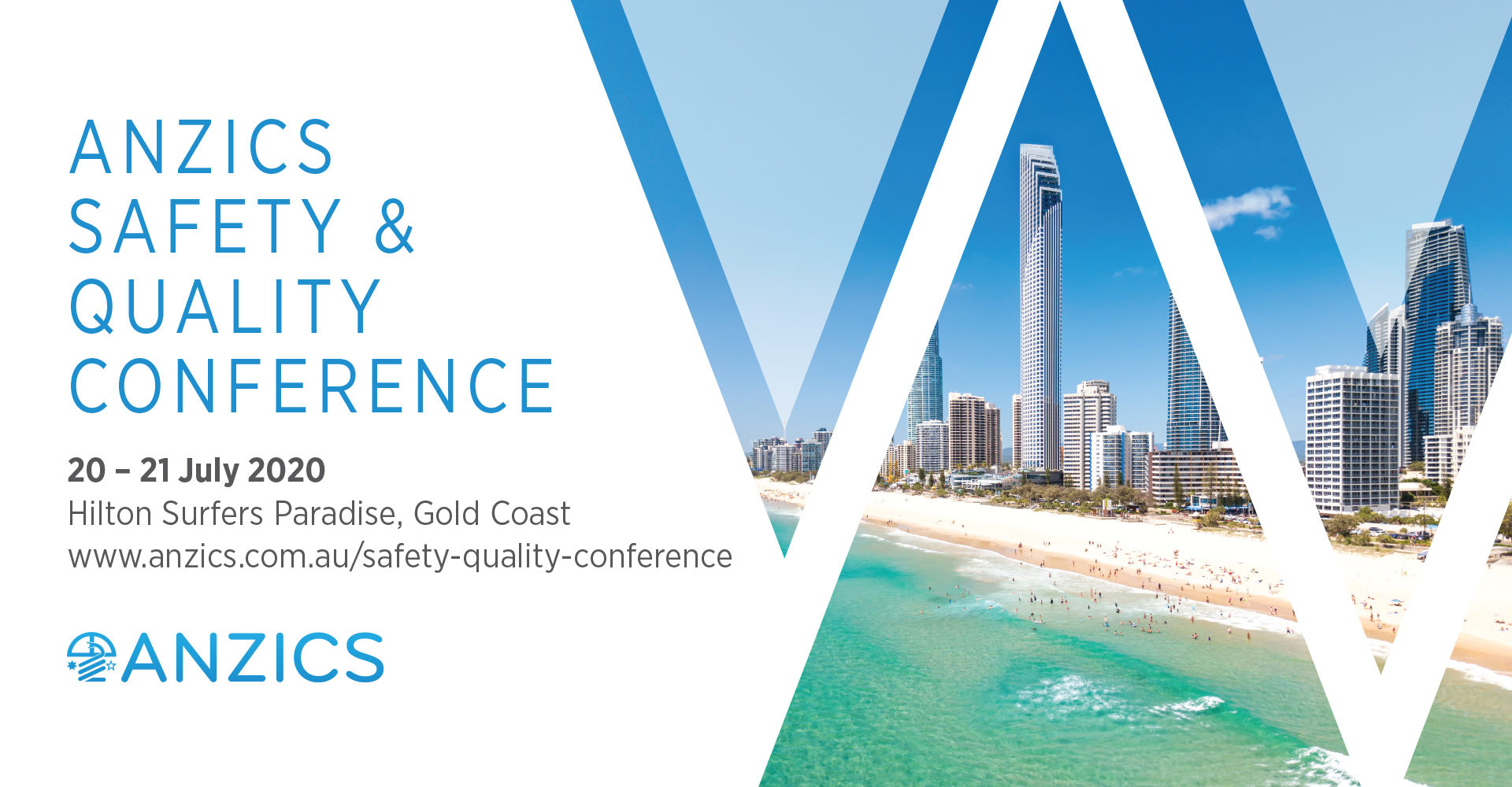 Banner 3 – ANZICS Safety & Quality Conference 2020