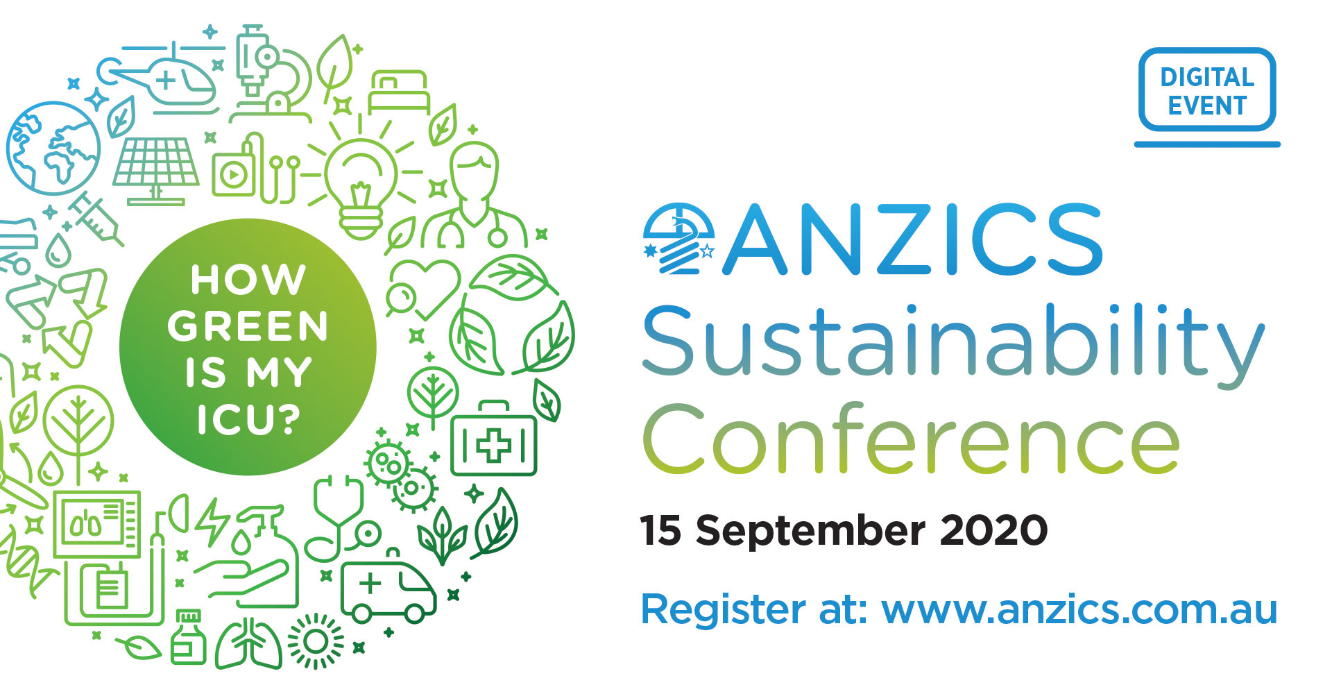 Banner – 3 Sustainability Conference