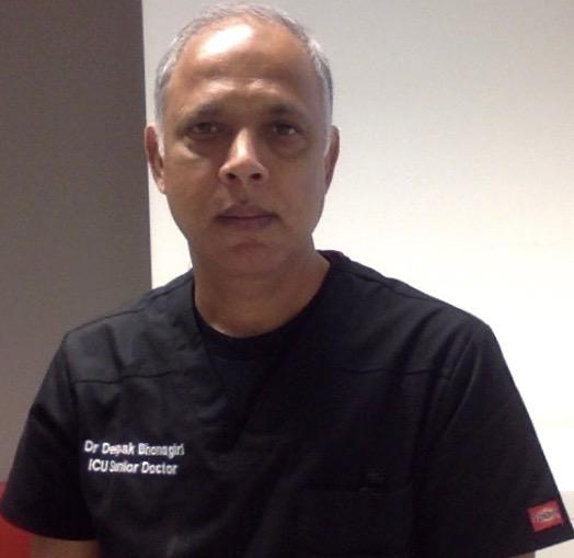 Dr Deepak Bhonagiri