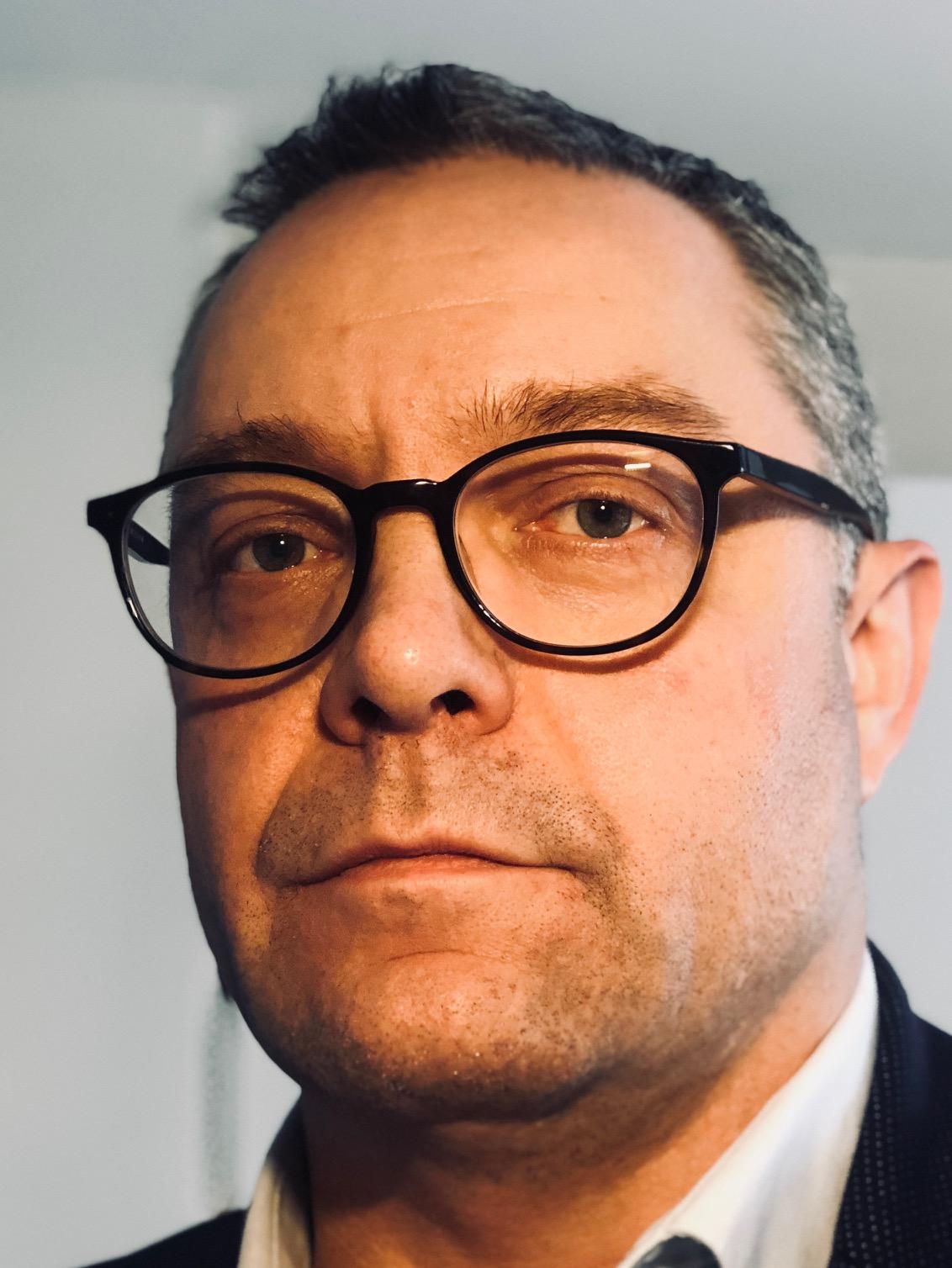 Clinical Professor David Pilcher
